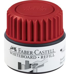 Faber-Castell - Grip Marker Whiteboard refill system, red