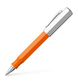 Faber-Castell - Rollerball pen Ondoro precious resin orange